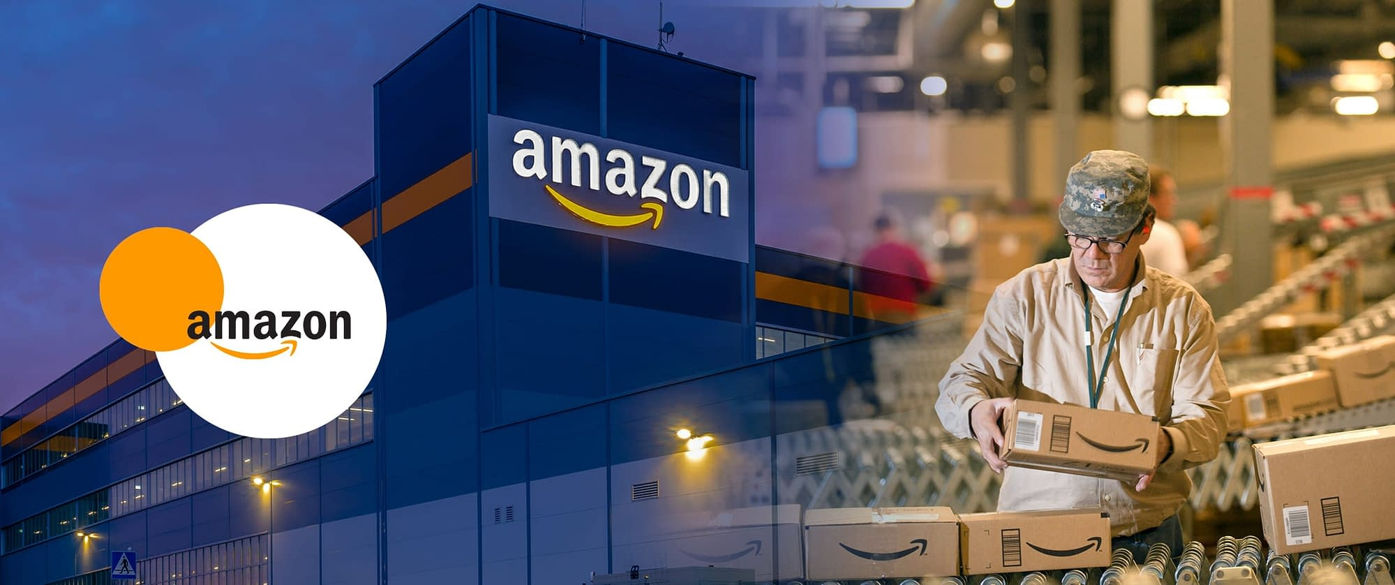 Amazon Raises the Temporary Payment of it's Warehouse Worker