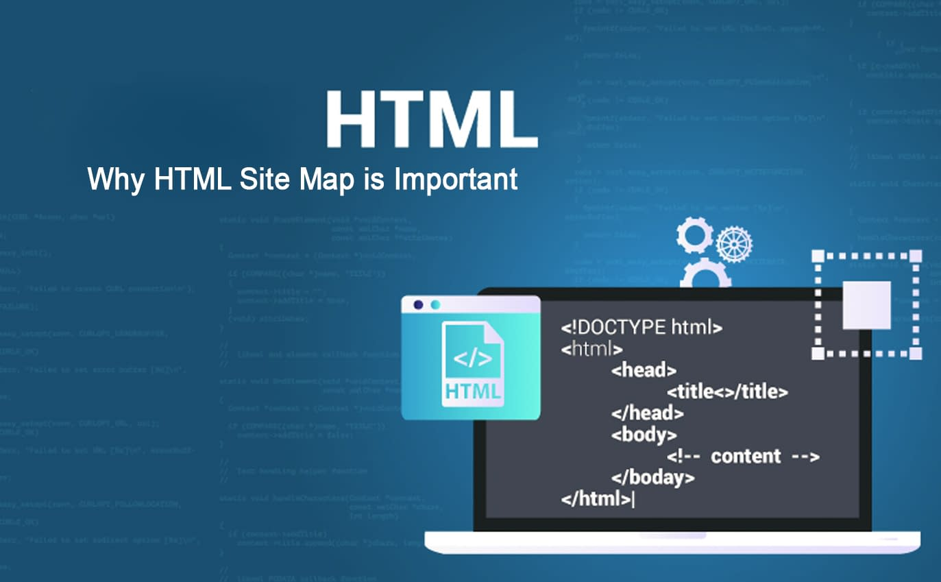 HTML-site-map-importance
