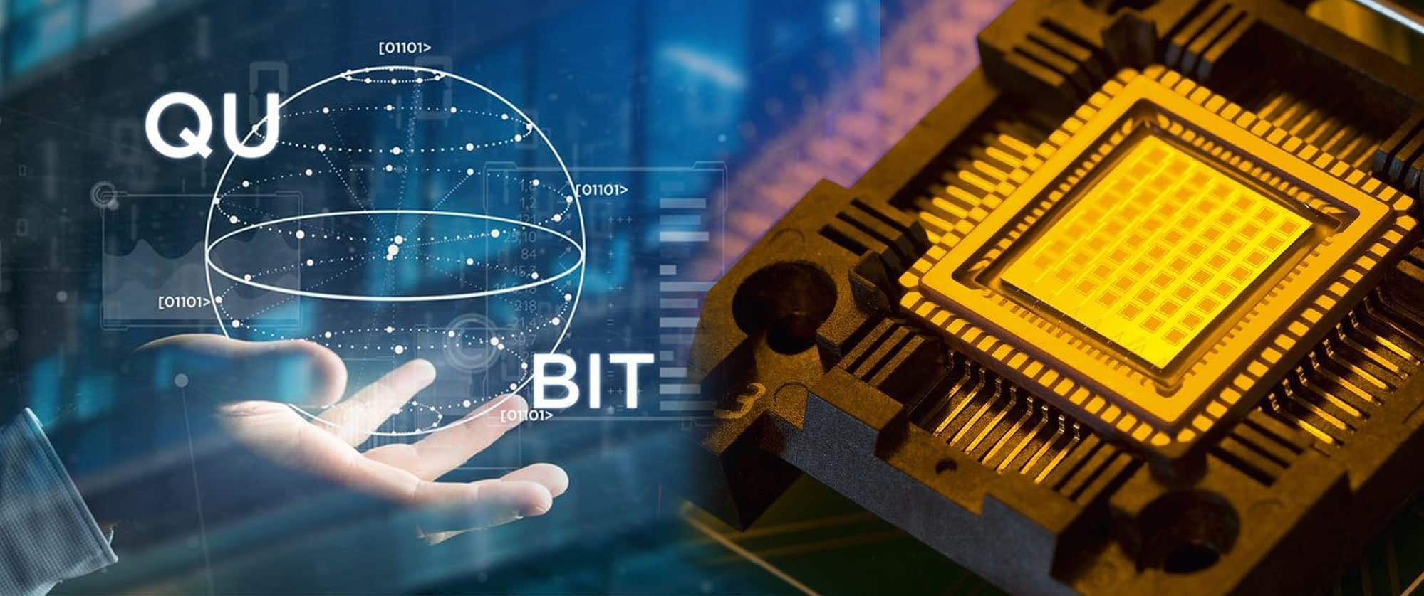Beyond qubits to scale up quantum computing