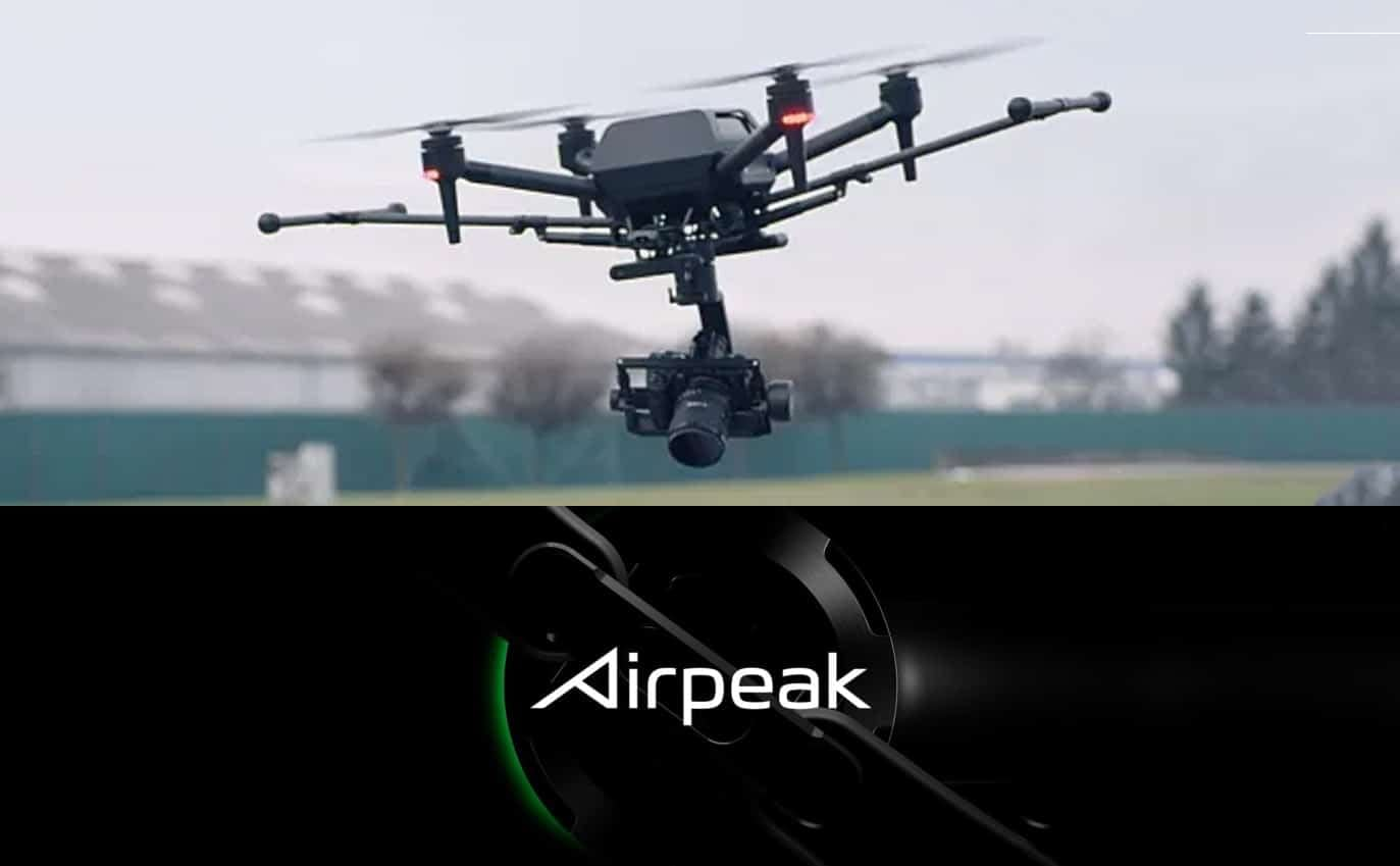 ony shows off its own drone 1373x849