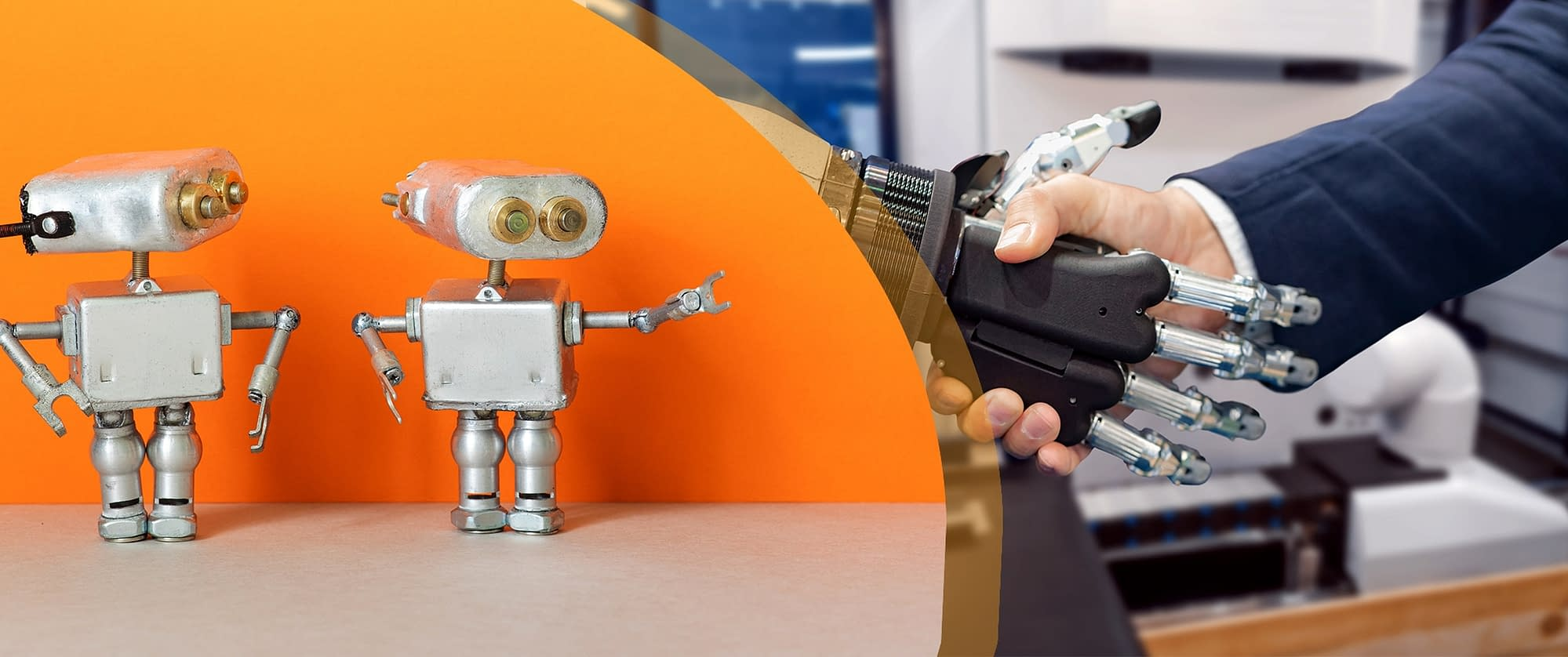 Soft robots sense Human Touch