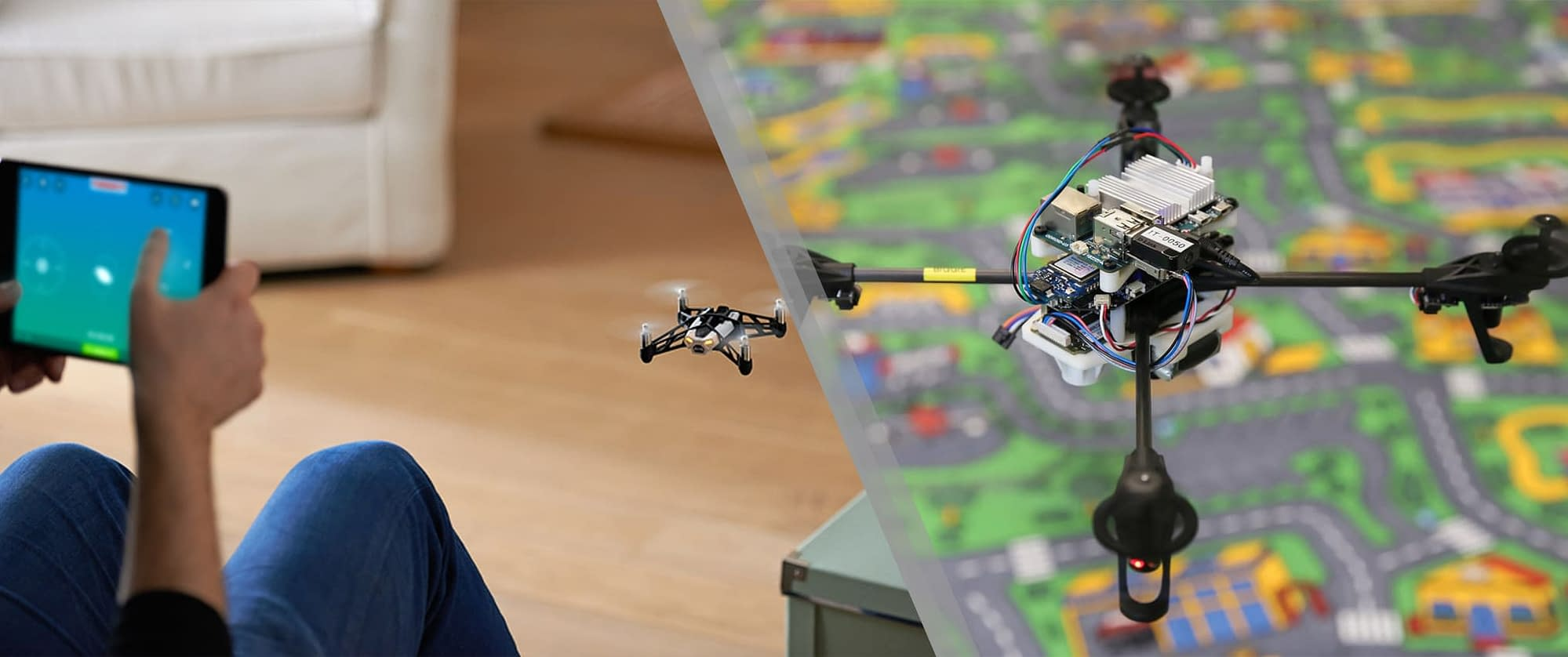 New generation of tiny, agile drones introduced