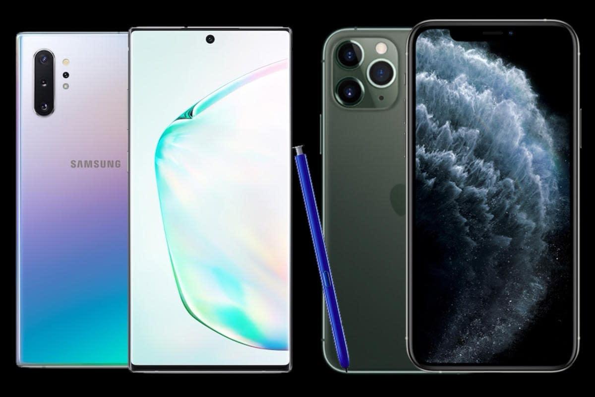 dxomark smartphones