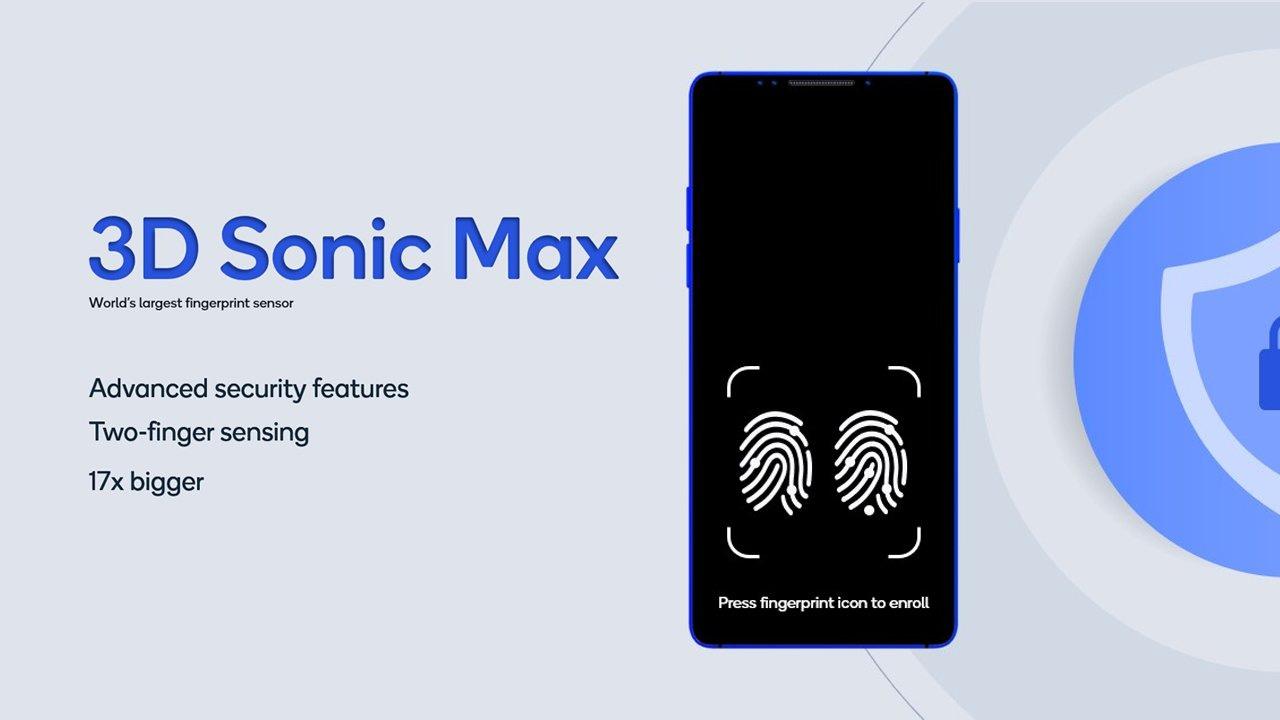 Qualcomm new fingerprint