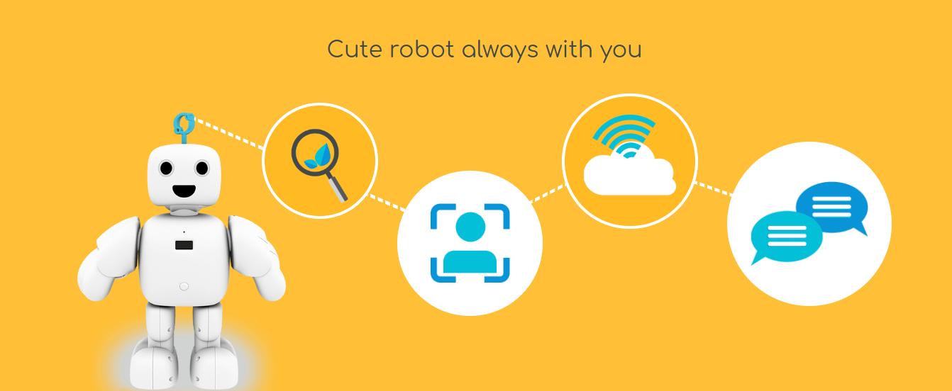 pibo robot