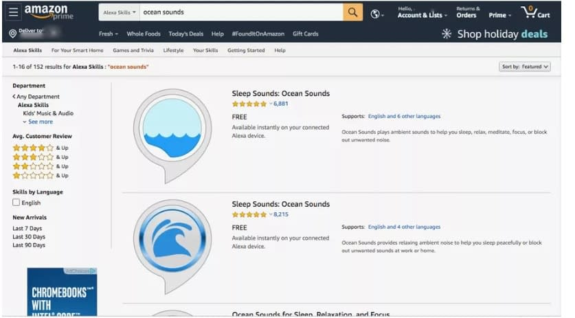 Amazon alexa desktop